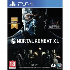 MORTAL KOMBAT XL PS4 UK OCCASION