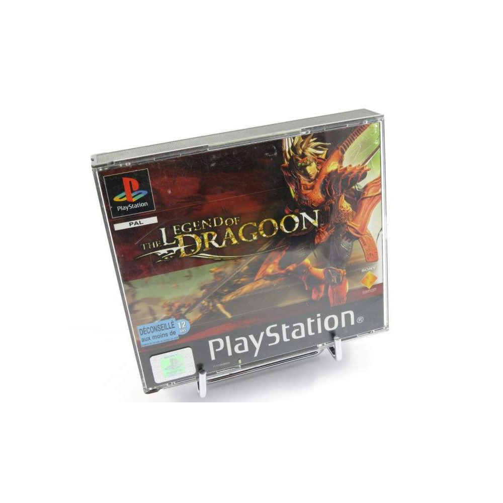 THE LEGEND OF DRAGOON PS1 PAL-FR OCCASION