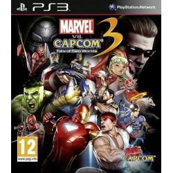 MARVEL VS. CAPCOM 3 FATE OF TWO WORLDS PS3 FR OCCASION