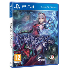 NIGHTS OF AZURE PS4 ANGLAIS OCCASION
