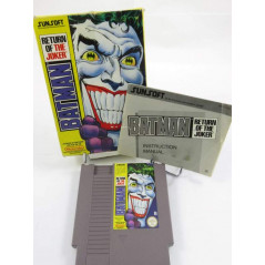 BATMAN RETURN OF THE JOKER NES PAL-B FRA OCCASION