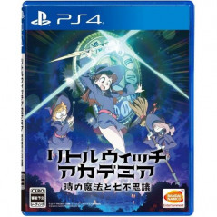 LITTLE WITCH ACADEMIA TOKI NO MAHOU TO NANAFUSHIGI PS4 JPN NEW