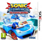 SONIC ET ALL STARS RACING TRANSFORMED 3DS FR OCCASION