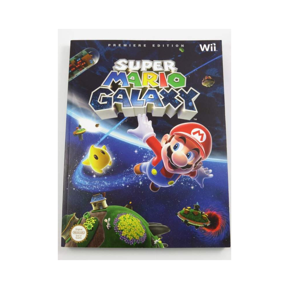 GUIDE SUPER MARIO GALAXY WII FR OCCASION