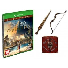 ASSASSIN S CREED ORIGINS LIMITED EDITION XBOX ONE EURO FR NEW