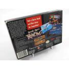 ROCK N ROLL RACING SUPER NINTENDO (SNES) NTSC-USA (COMPLETE - GOOD CONDITION)