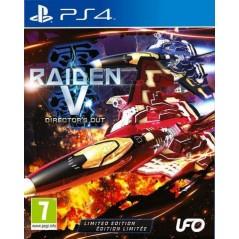 RAIDEN V DIRECTOR S CUTN PS4 UK NEW
