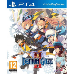 DEMON GAZE 2 PS4 UK NEW
