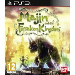 MAJIN AND THE FORSAKEN KINGDOM PS3 FR OCCASION