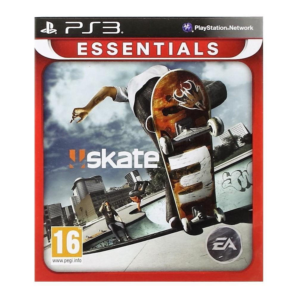 SKATE 3 ESSENTIALS PS3 UK NEW