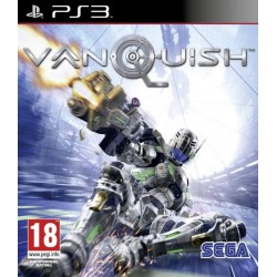 VANQUISH PS3 FR OCCASION