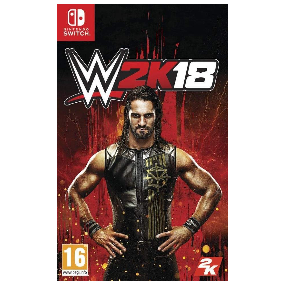 WWE 2K18 SWITCH FR NEW
