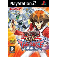 YU-GI-OH! GX TAG FORCE EVOLUTION PS2 PAL-FR OCCASION