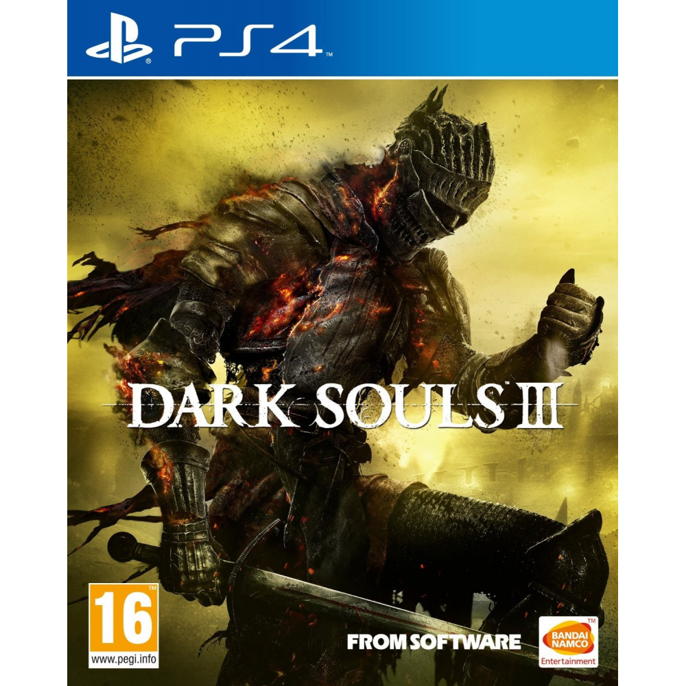 DARK SOULS 3 PS4 UK OCC