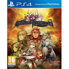 GRAND KINGDOM PS4 UK OCCASION