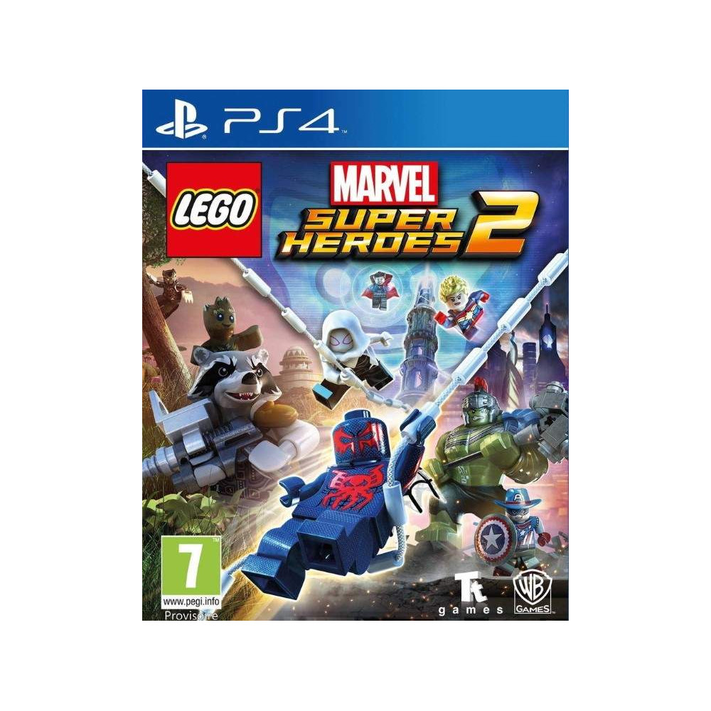 LEGO MARVEL SUPER HEROES 2 PS4 EURO NEW