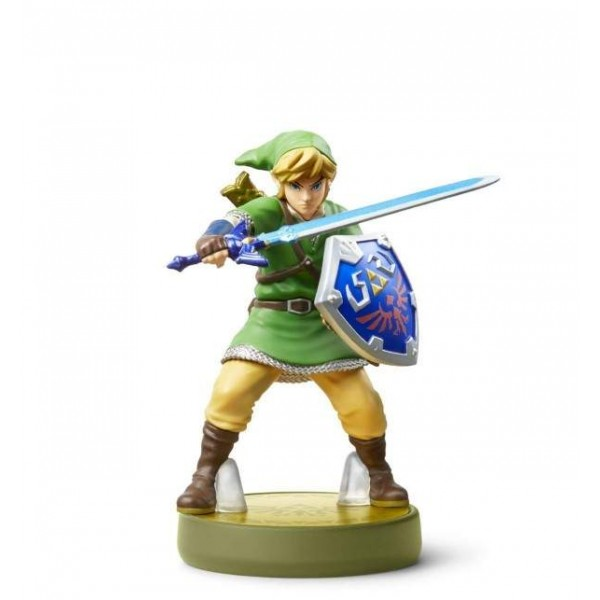 AMIIBO LINK SKYWARD SWORD NEW