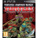 TMNT MUTANTS IN MANHATTAN PS3 FR NEW