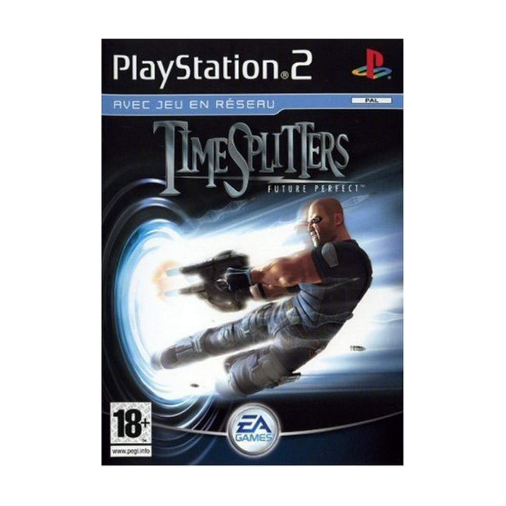 TIME SPLITTERS FUTURE PERFECT PS2 PAL-FR OCCASION
