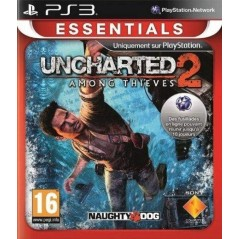 UNCHARTED 2 AMONG THIEVES ESSENTIALS PS3 FR OCCASION