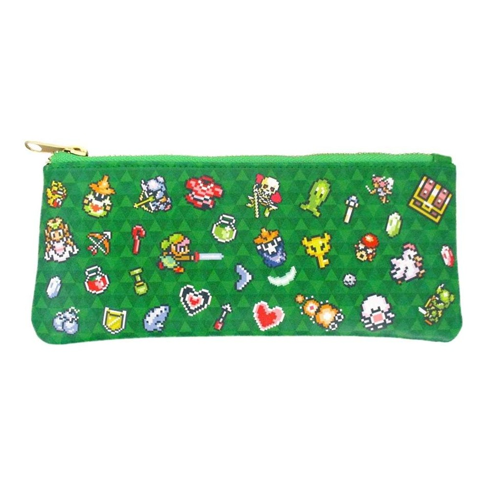 TROUSSE THE LEGEND OF ZELDA DOT PICTURE JPN NEW