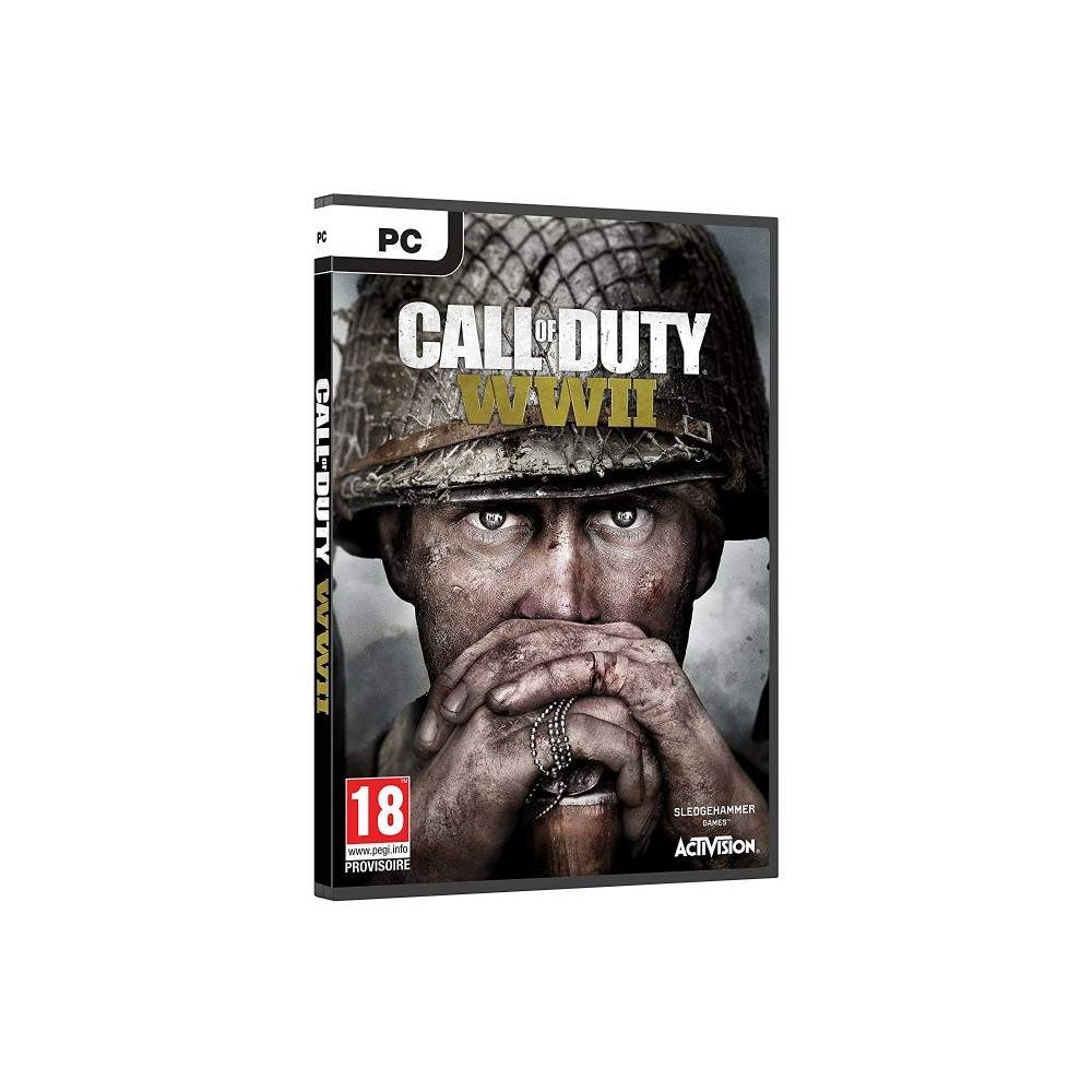 CALL OF DUTY WWII PC EURO FR NEW