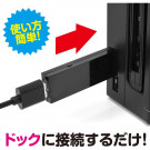 CONTROLLER CONVERSION ADAPTER FOR NINTENDO SWITCH JPN NEW