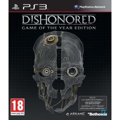 DISHONORED GOTY PS3 FR NEW