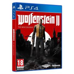 WOLFENSTEIN II PS4 FR OCCASION