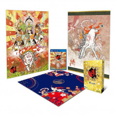 OKAMI: ZEKKEIBAN LIMITED EDITION PS4 JPN NEW