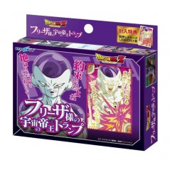 JEUX DE CARTE FREEZA-SAMA NO UCHU NO TEIO NEW