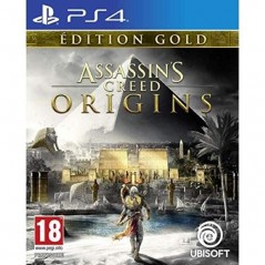 ASSASSIN S CREED ORIGINS GOLD PS4 FR OCCASION