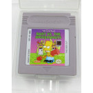 THE SIMPSONS BART VS. THE JUGGERNAUTS GAMEBOY USA OCCASION (IMPORT FR)