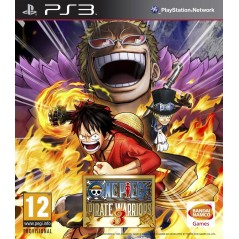 ONE PIECE PIRATE WARRIORS 3 PS3 FR NEW