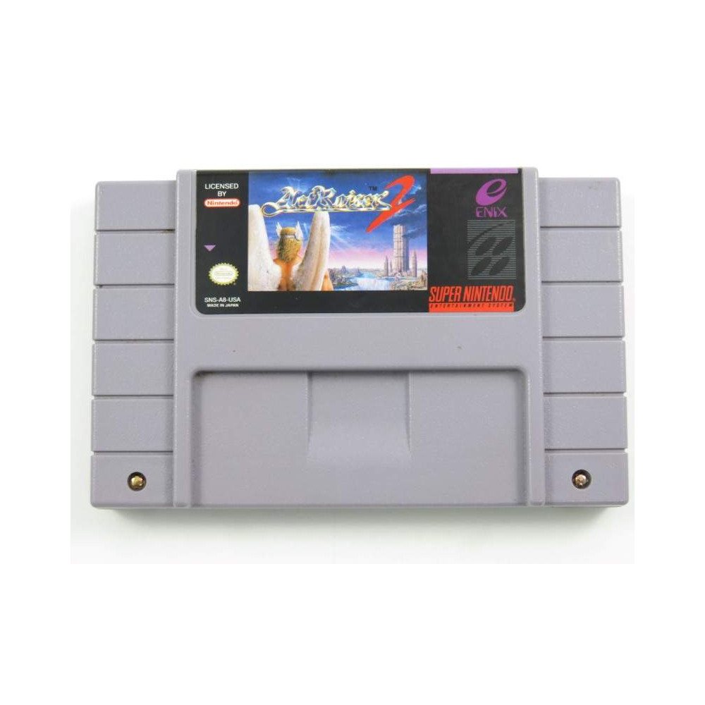 ACTRAISER 2 SNES NTSC-USA LOOSE