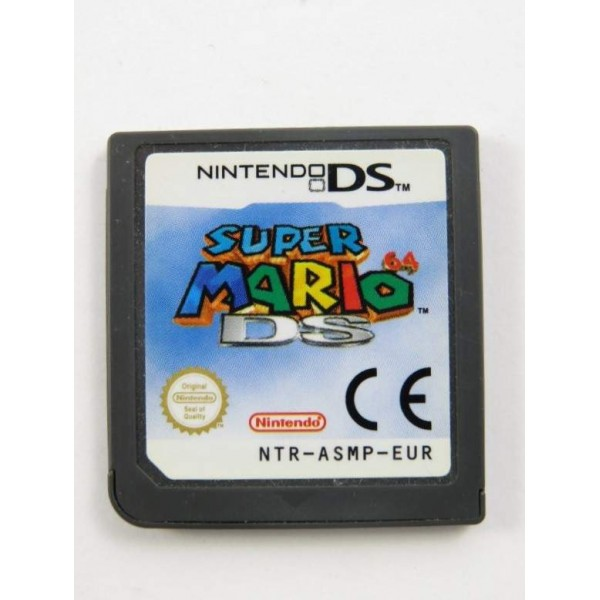 SUPER MARIO 64 NDS EUR LOOSE