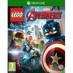LEGO MARVEL S AVENGERS XBOX ONE FR OCCASION