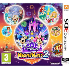 DISNEY MAGICAL WORLD 2 3DS UK NEW