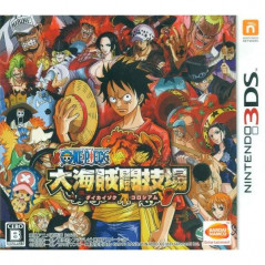 ONE PIECE DAI KAIZOKU COLOSSEUM 3DS NTSC-JPN OCCASION