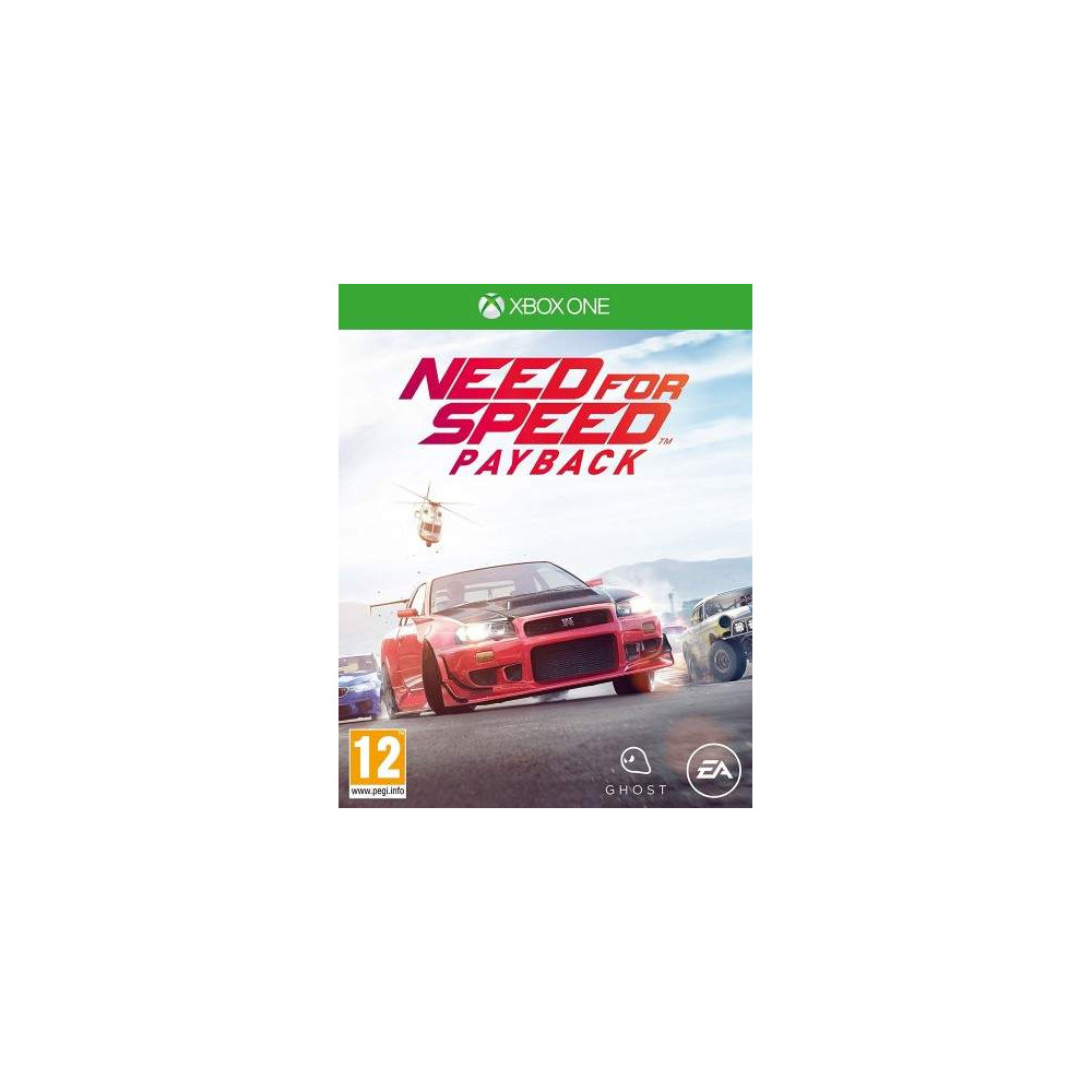 NEED FOR SPEED PAYBACK XBOX ONE FR OCCASION