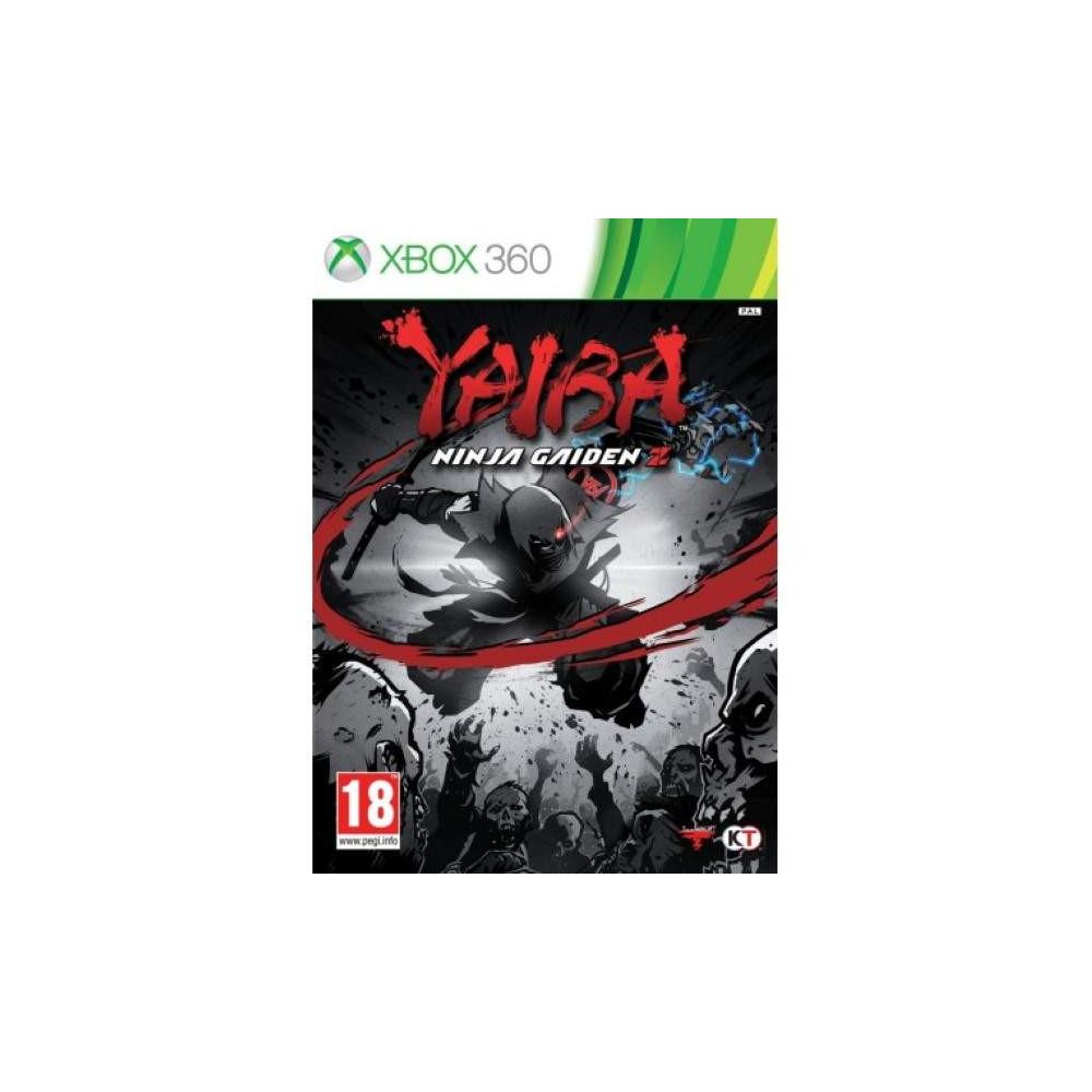 YAIBA NINJA GAIDEN Z XBOX 360 PAL-FR NEW