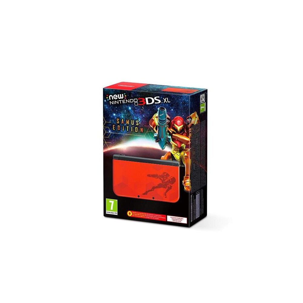 Console new 3ds xl metroid samus returns euro occasion - Console nintendo 3ds xl occasion ...