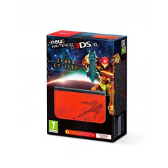 CONSOLE NEW 3DS XL METROID SAMUS RETURNS EURO OCCASION