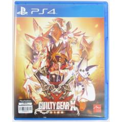 GUILTY GEAR XRD PS4 ASIA OCC