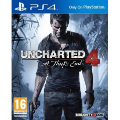 UNCHARTED 4 BUNDLE COPY PS4 FR OCCASION