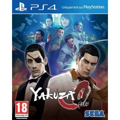 YAKUZA 0 PS4 UK NEW