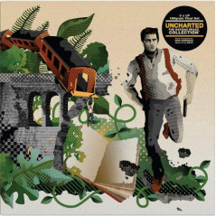 VINYLE UNCHARTED THE NATHAN DRAKE COLLECTION NEW