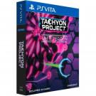 TACHYON PROJECT LIMITED EDITION PSVITA ASIAN NEW
