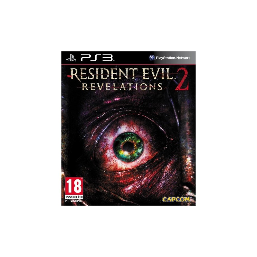 RESIDENT EVIL REVELATIONS 2 BOX SET FR-NL NEW