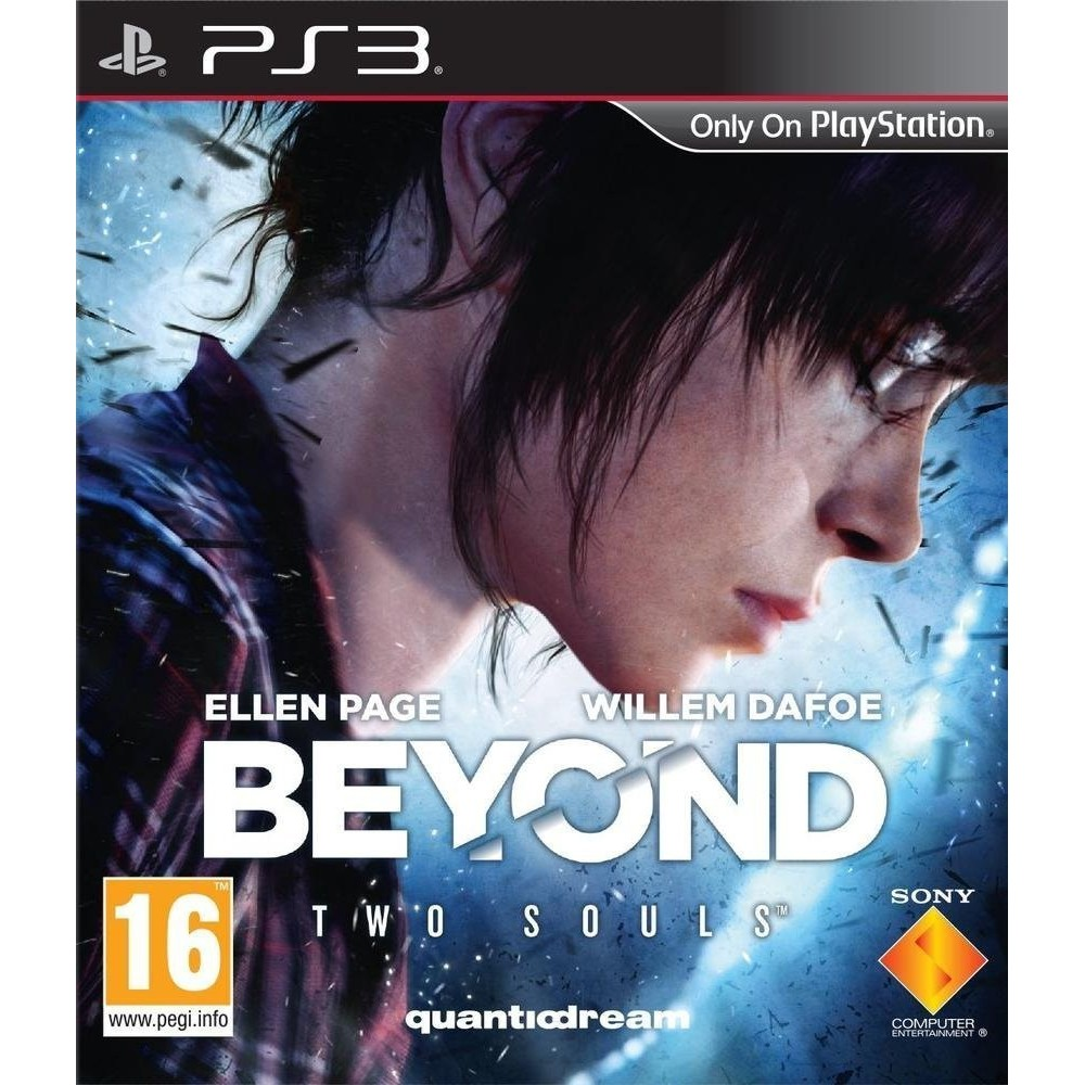 BEYOND TWO SOULS PS3 FR-NL